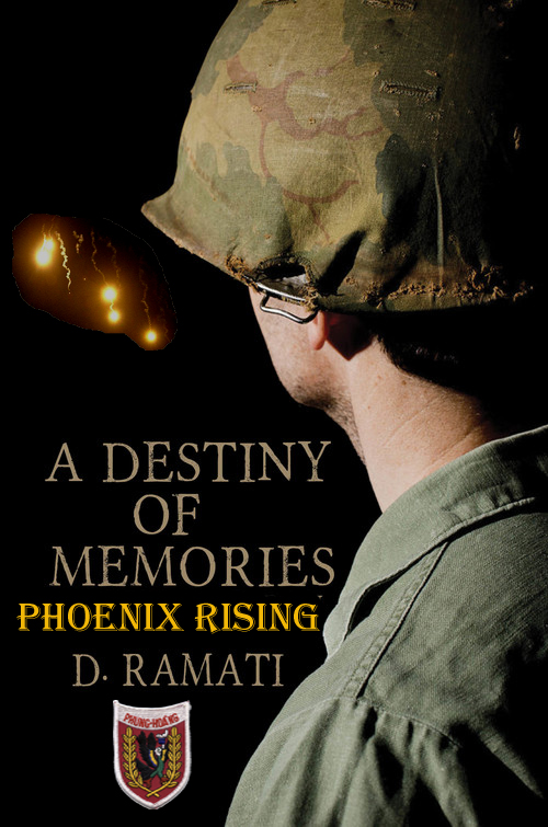 destiny of memories book cover for phoenix rising copy